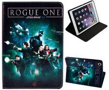 Per iPad Mini 1 2 3 STAR WARS ROGUE una storia STAND SMART CASE COVER Sveglia