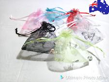 Gift Jewelry Wedding Candy Organza Bag Pouch 30pcs 7x9 / 9x12(Australian Seller)