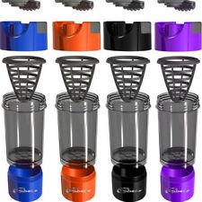 Cyclone Smart Cup Protein Shaker Mixer Bottle Shake Neon V2 Tornado