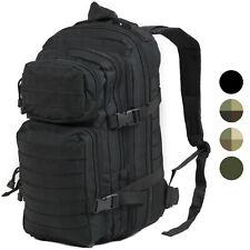 30L MOLLE Assault Pack Backpack/Rucksack Military Cadet Army Bag Nitehawk