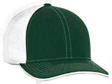 21b3aef6 Pacific Headwear Trucker Flexfit Cap Hat Moisture-wicking 3 Sizes 13 Colors  404M