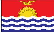 Flag of Kiribati 3x5 ft Country Nation Pacific Ocean Tarawa Gilbert Line Islands