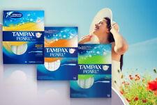Tampax Pearl Applicator Tampons