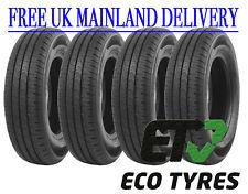 1X 2X 4X Tyres 215 70 R15C 109/107S 8PR Dunlop EcoDrive C C 70dB