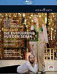 Mozart: Die Entfuhrung Aus Dem Serail [Blu-ray], New DVDs