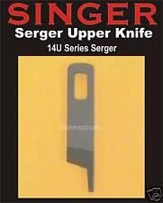 SINGER Serger Upper Knife Blade 412585 Fits Most 14U
