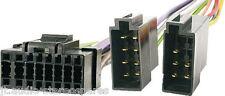 Panasonic CAR Radio Stereo Cablaggio GUAINA NERO Socket 16 pin cq-fx modelli