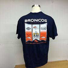 041874f23 VF Imagewear Men Denver Broncos NFL Fan Apparel   Souvenirs