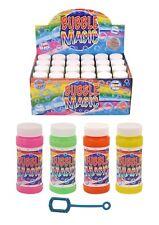 Bubble Magic Kids Bubbles Party Bag Fillers Childrens Party Bubbles Loot Bag Toy