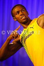 Usain Bolt Poster Picture Photo Print A2 A3 A4 7X5 6X4
