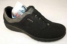 Romika Schuhe Slipper Damen schwarz grau TOPDRY TEX Neu 587/6