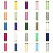 Gutermann, CA0226, green, blue, pink, white, black, grey, brown, cream, ivory