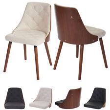 Set 2x sedie sala da pranzo soggiorno HWC-A75 53x50x82cm legno