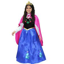 FROZEN ANNA costume CARNEVALE la FIORAIA bambina tg. 7/8 anni PEGASUS srl
