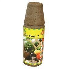Jiffy Peat Pots,No JP212,  Plantation Products