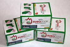 PANINI EM EURO 2008 08 – 3 X DISPLAY BOX VERDE GREEN SEALED/OVP RARE shiny!