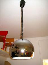 Chromkugel Hängeleuchte Hängelampe Panton Eames Era