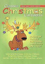 CLASSIC CHRISTMAS CARTOONS DVD DVD