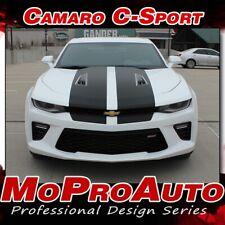 2016 2017 Chevy Camaro OE Style Racing Stripe 3M Vinyl Graphic C-SPORT Decal SS