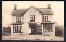 Holt near Chester. Trantoms, Tea Dealers.