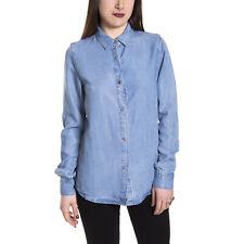 Dr. Denim Camicie / Shirt Donna  Blanch Denim Shir T Light Blue
