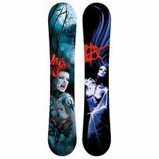 Freeride Snowboard Atom Mystic Unisex All-Mountain Holzkern Cap