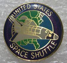 Pin's Unites States Space Shuttle Nasa  Fusée