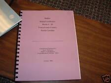 Index Death Certificates Books 1-20, Transylvania County, North Carolina