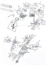 RICAMBI MOTOSEGA VALEX APACHE50 - 1493939