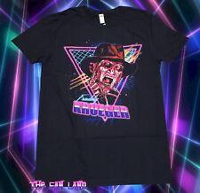 36999b2bd6d New Nightmare on Elm Street 1984 Neon Freddy Krueger Vintage Men s T-Shirt