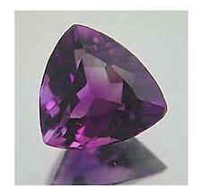 Masterpiece Collection: Trillion Genuine (Natural) Purple Amethyst (4x4-10x10mm)