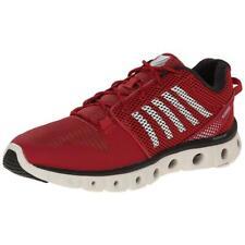 K-SWISS Men's X Lite Cardinal/Bright White/Black Lightweight Training Shoe