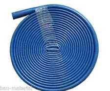 Isolierschlauch PE  10m für Mehrschichtverbundrohr, Rohrisolierung PEX Blau