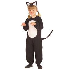 GATTI Costume da bambini per Overall con orecchie