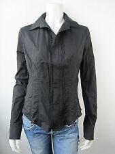 Diesel Damen Long Shirt Bluse Overhemd Paracal Schwarz Neu