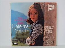 """CATERINA VALENTE - WENN ES NACHT WIRD IN DEN STÄDTEN PROMO 12"""" LP (L6727)"""