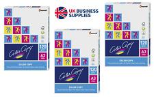 Color Copy A3 Paper / White / 120gsm / 250 Sheets per ream /1250 per box / Ream
