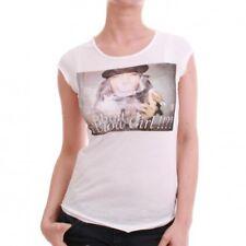 BOOM BAP Camiseta T-shirt Women - blowgirl - Blanco