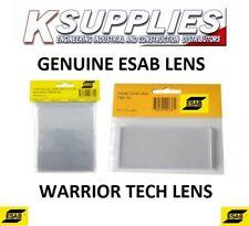 ESAB  Warrior Tech Welding Helmet Lenses Inner & Outer Lens