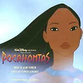 Pocahontas: An Original Walt Disney Records Soundtrack CD