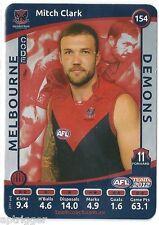 2012 Teamcoach SILVER (154) Mitch CLARK Melbourne