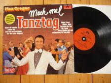 Max Greger Mach Mal Tanztag POLYDOR LP / 2475 621