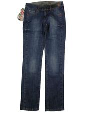 Jeans donna Seven7 Tg. W28 29 IT 42 42-44 Cotone Slim Stretch Vintage Original