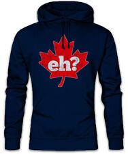 Canada Eh? Hoodie Sweatshirt Frank Gallagher Shameless Fun Maple Leaf Flag