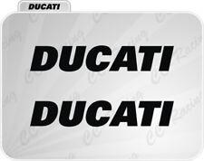 2 Adhésifs Ducati Monster Réservoir Tous les Couleurs Big