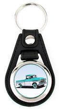 Chevrolet 1959 Apache Pickup Truck keychain key fob
