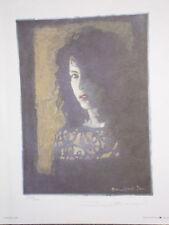Blue (Numbered Ltd Edition) John Bolton `94