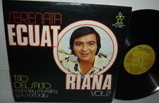 TITO DEL SALTO 1976 Serenata Ecuatoriana Volume 2 Ney Morieira y su Rondalla