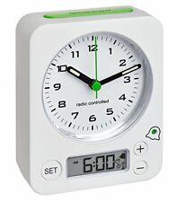 TFA-Dostmann Radio-réveil 60.1511COMBO, avec horloge analogique et alarme nu...