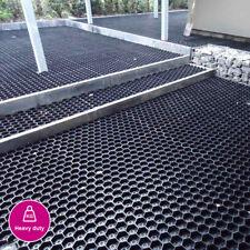 Gravel Grids ECO Permeable Driveway Grids Easygravel® 3XL BLACK SQM